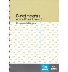 Buried Materials/ Full Score