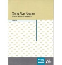 Deus Sive Natura/ Full Score