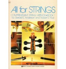 All for Strings. Violin. Book 1