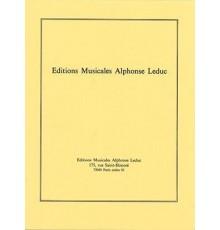 Exercices et Etudes pour la Harpe Op. 9