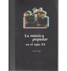 La Música Popular en el Siglo XX   CD