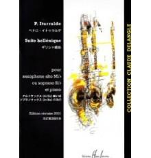 Suite Hellénique (Edition Révisée 2001)