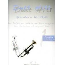Duet Hits Trumpet 1
