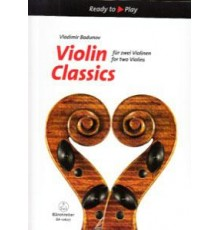 Violin Classics for Two Violins