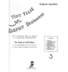 Tiny Tales for Harpist Beginners Vol.1