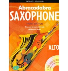 Abracadabra Alto Sax   2CD