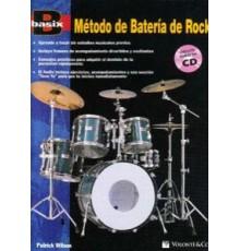 Basix. Método de Bateria Rock   CD