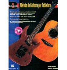 Basix. Método Guitarra Tablatura 1   CD