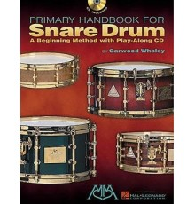 Primary Handbook for Snare Drum Book/ On
