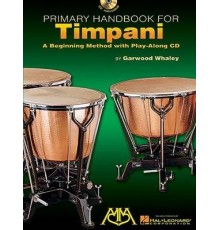 Primary Handbook for Timpani   CD