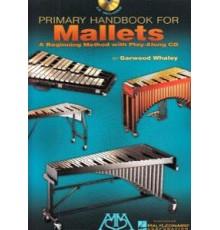 Primary Handbook for Mallets Book   Onli