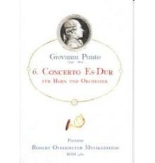 Concerto Nº 6 in Es Dur/ Full Score