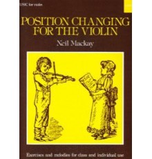 Position Changing for the Violin