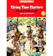 String Time Starters Teacher   CD. 21