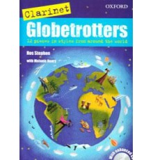 Clarinet Globetrotters   CD