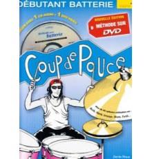 Coup de Pouce Vol. 1   CD   DVD Batterie