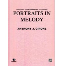 Portraits in Melody. 50 Studies for Mari