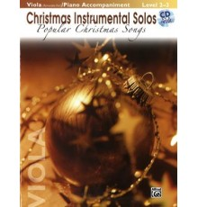 Popular Christmas Songs Viola Level 2-3
