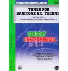 Tunes for Baritone Technic Level 1