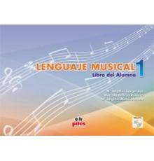 Lenguaje Musical. Libro Alumno Nº 1   CD