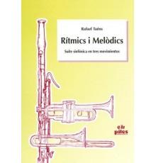 Rítmics i Melòdics/ Full Score A-4