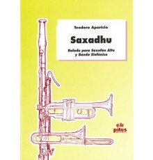 Saxadhu/ Score & Parts A-4