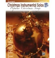 Popular Christmas Songs Trumpet Level 2-