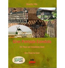 Gran Fantasía Española/ Full Score A-3