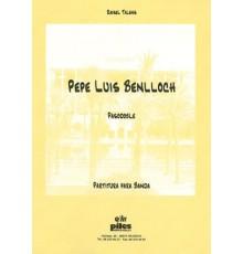 Pepe Luis Benlloch