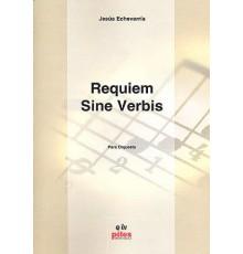 Requiem Sine Verbis/ Full Score A-4