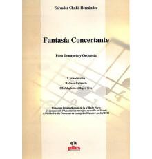 Fantasía Concertante/ Full Score