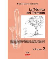 La Técnica del Trombón Vol. 2