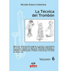 La Técnica del Trombón Vol. 6