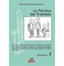 La Técnica del Trombón Vol. 7