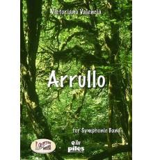 Arrullo/ Score & Parts A-3 (1ª Suite par