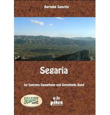 Segaria/ Score & Parts A-4