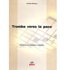 Tromba Verso la Pace/ Full Score A-4