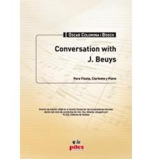 Conversation With J. Beuys