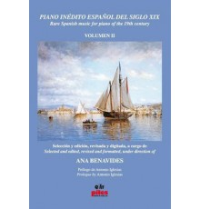 Piano Inédito Español del S. XIX Vol. 2