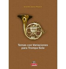 Temas con Variaciones para Trompa Sola