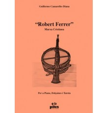 """Robert Ferrer"""