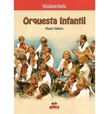 Orquesta Infantil/ Cello