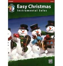Easy Christmas Instru. Solos Trumpet   C