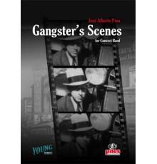 Gangster?s Scenes/ Full Score A-4