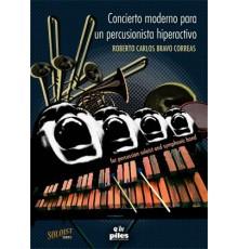 Concierto Moderno para un Percusionista