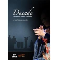 Duende/ Score & Parts A-3