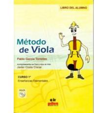 Método de Viola Curso 1   CD