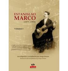 Estanislao Marco (1873-1954) Vol. I