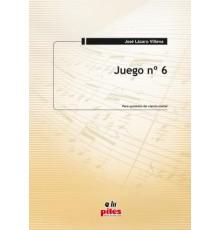 Juego Nº 6. Quinteto de Viento Metal