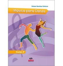 Música para Danza Curso 4º